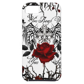 reap what you sow iPhone 5 cover