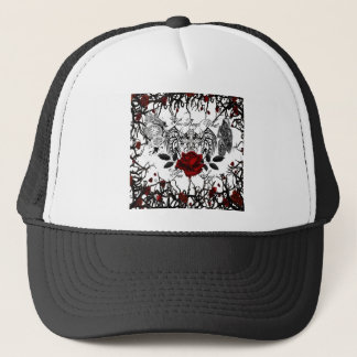 reap what you sow trucker hat