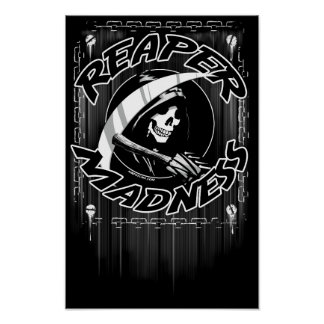 Reaper Madness Poster