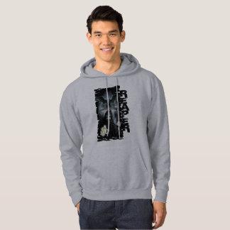 Reaper Men's Basic Hooded Sweatshirt