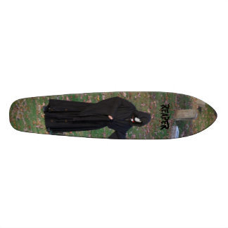 Reaper oldschool skateboard