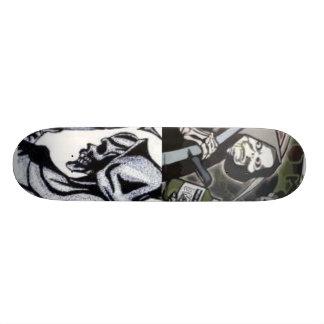 reaper pro. custom skateboard