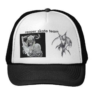 reaper skate team trucker hat