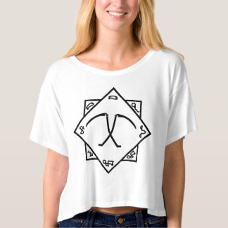 Reaper Trap Symbol Graphic T-Shirt