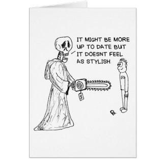 Reaper Updated Card