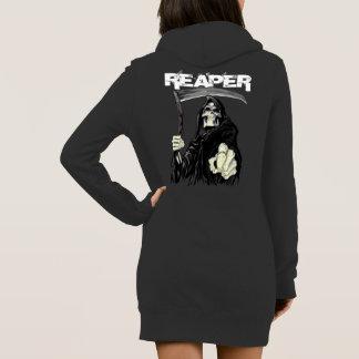 Reaper Women's Hoodie Dress