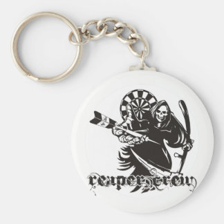Reapers Darts Team Key Ring