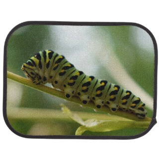 Rear Caterpillar Car Mats