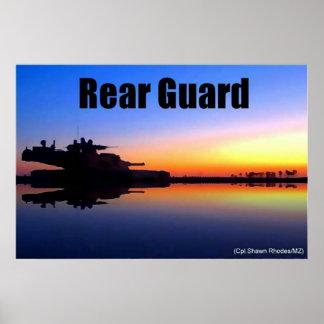 Rear Guard Poster