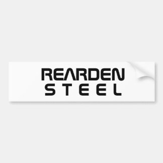 Rearden Steel Bumper Sticker