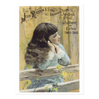 Reardon and Sons Soaps Post Card