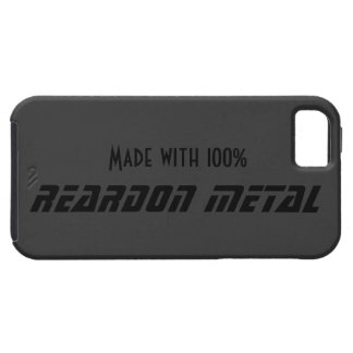 Reardon Metal iPhone Case