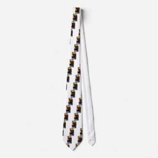 Rearview View Tie