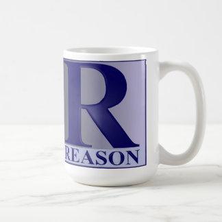 REASON Podcast Official mug