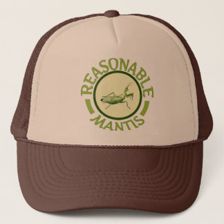 Reasonable Mantis Trucker Hat