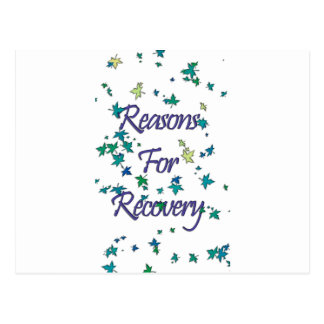 Reasons for Recovery Postcard