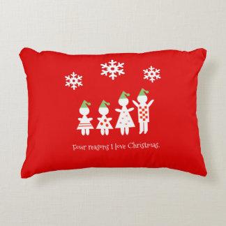 Reasons I love Christmas Decorative Cushion