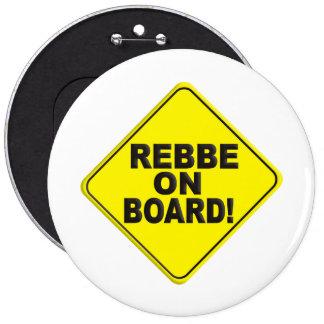 Rebbe on Board Button
