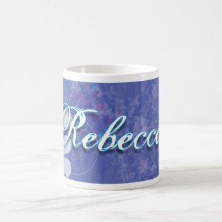 Rebecca Coffee Mugs