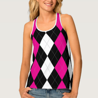 Rebel Argyle Singlet