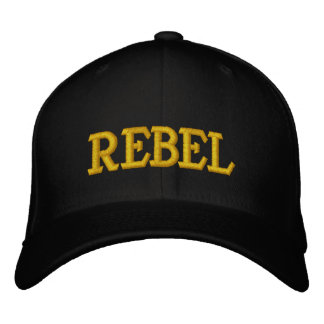 REBEL BASEBALL CAP