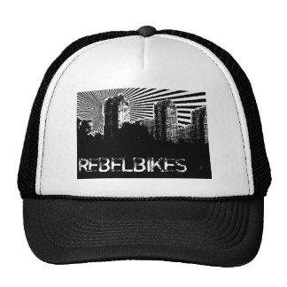 Rebel BIkes City Hat