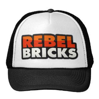 Rebel Bricks Trucker Hat