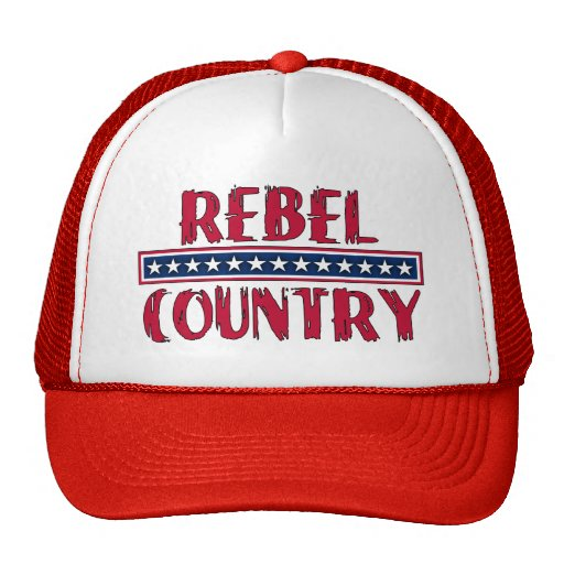 Rebel Country Hat
