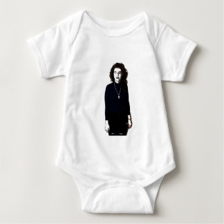 Rebel Girl Baby Bodysuit