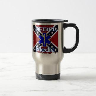 Rebel Medic Travel Mug
