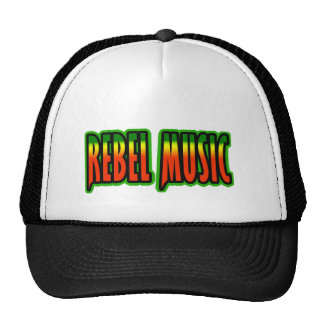 Rebel Music Cap