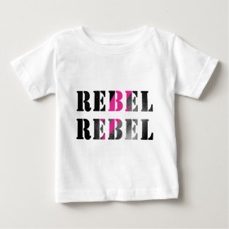 rebel rebel #2 baby T-Shirt