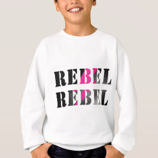rebel rebel #2 sweatshirt