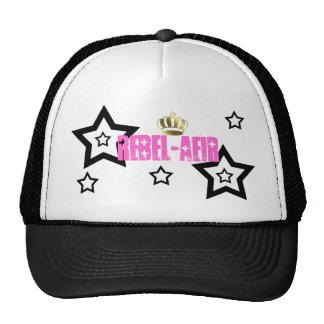 Rebel Rock Trucker Hat
