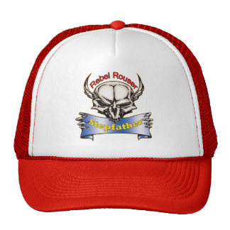 Rebel Rouser Stepfather Father's Day Gifts Cap