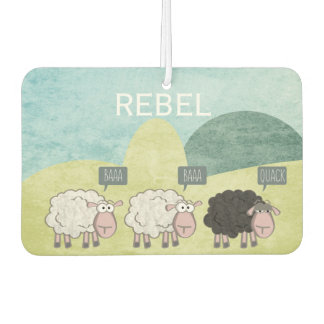 Rebel Sheep