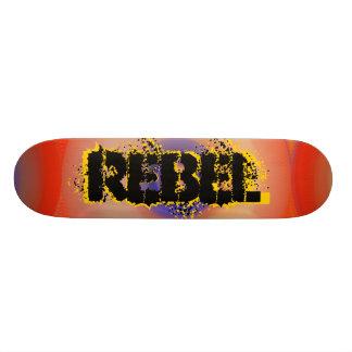 Rebel Skateboard