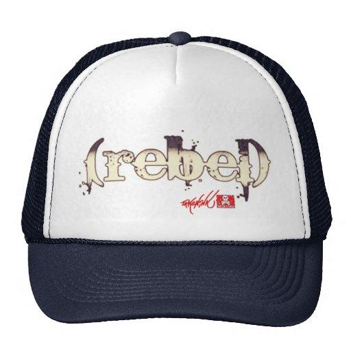 (rebel) T Mesh Hat