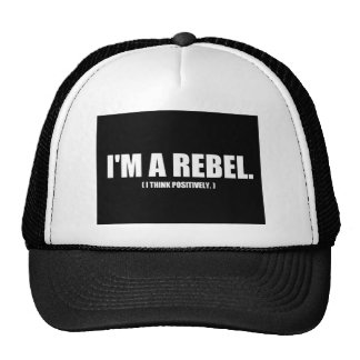 Rebel Thoughts Cap