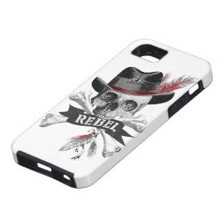 Rebel Tribal Gothic Skull Phone case