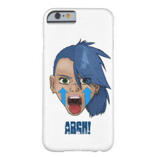 Rebel Yell Girl iPhone 6 case Barely There iPhone 6 Case