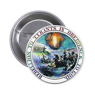 Rebellion Pinback buttons