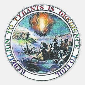 Rebellion To Tyrants Stickers