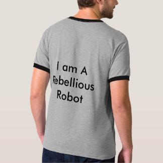 Rebellious Robot T-Shirt
