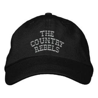 Rebels Baseball Cap 2