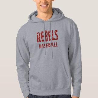 REBELS Baseball Good Luck Hoodie