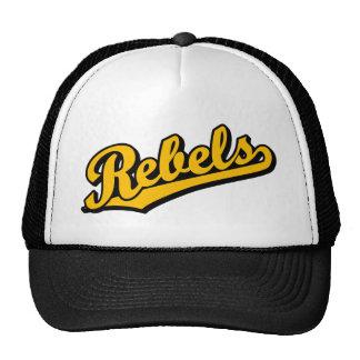Rebels in Orange Cap