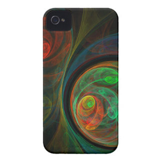 Rebirth Green Abstract Art iPhone 4 / 4S iPhone 4 Case-Mate Cases
