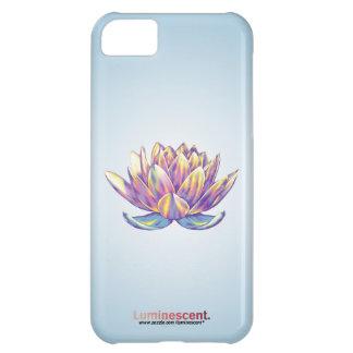 Rebirth Lotus - iPhone5 Case - Blue