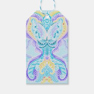 Rebirth, New age, meditation, boho, hippie Gift Tags